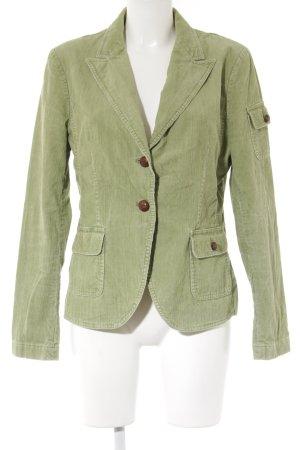 Gant Kurz-Blazer grasgrün schlichter Stil