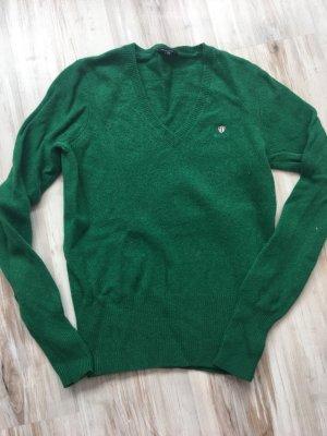 Gant LammwollPullover grün Gr. M