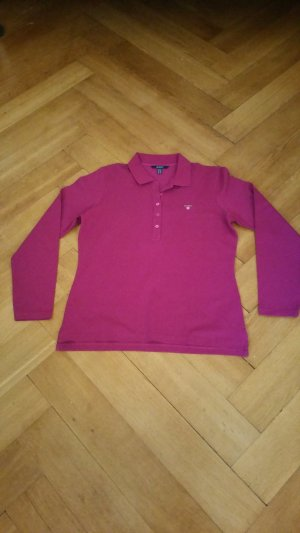 Gant Polo Shirt purple