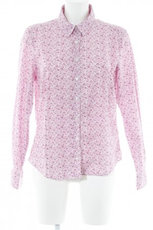 Gant Langarmhemd florales Muster Casual-Look