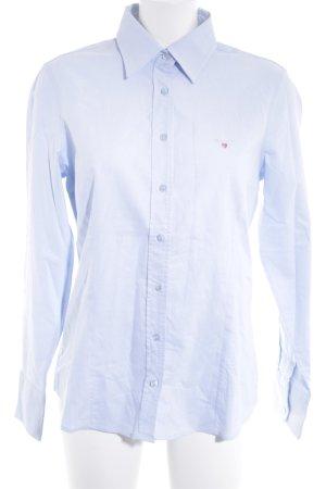 Gant Langarmhemd himmelblau Business-Look