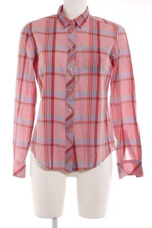 Gant Langarmhemd Karomuster Casual-Look
