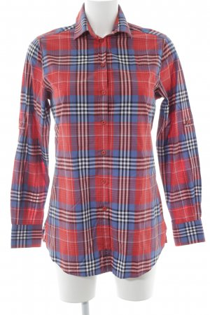 Gant Long Sleeve Shirt check pattern athletic style
