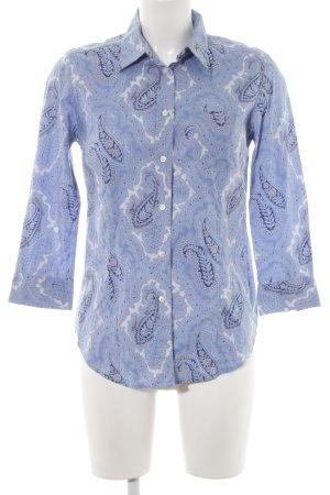 Gant Langarmhemd Paisleymuster Elegant
