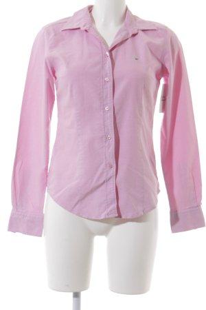 Gant Langarmhemd rosa Casual-Look