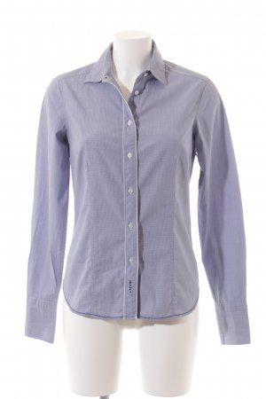 Gant Long Sleeve Shirt white-azure casual look