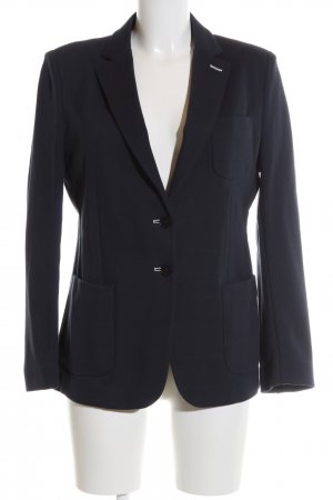 Gant Long-Blazer schwarz Business-Look