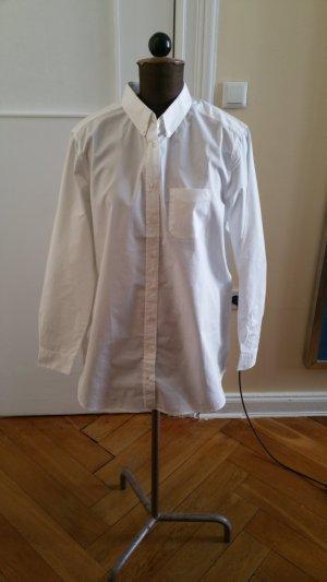 Gant Camicetta lunga bianco