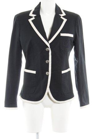 Gant Naval Jacket dark green-natural white classic style