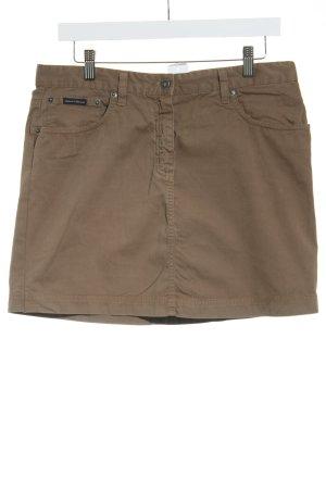 Gant Minirock braun Casual-Look