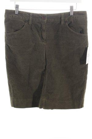 Gant Minirock waldgrün Casual-Look