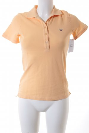 Gant Polo-Shirt apricot Casual-Look