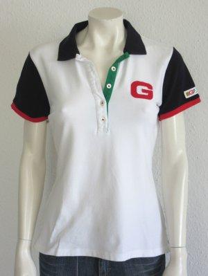 GANT Polo-Shirt Gr. L blau Logo