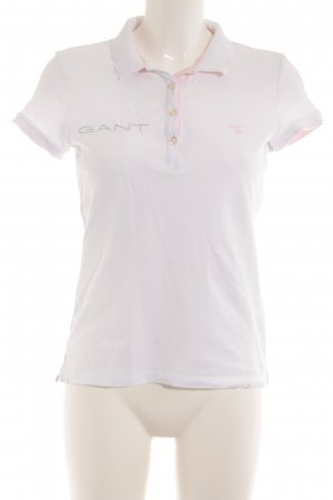 Gant Polo-Shirt mehrfarbig Casual-Look