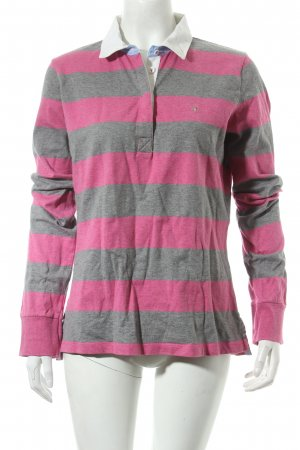 Gant Polo-Shirt Ringelmuster sportlicher Stil