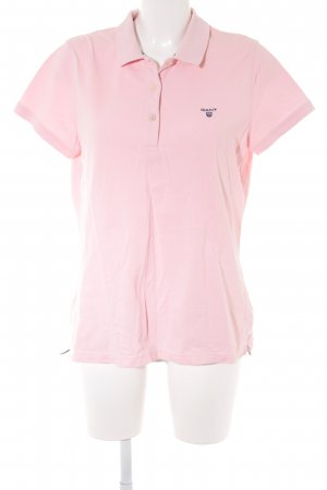 Gant Polo-Shirt rosa Casual-Look