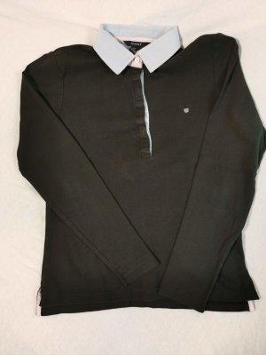 Gant Polohemd Langarm Gr. M