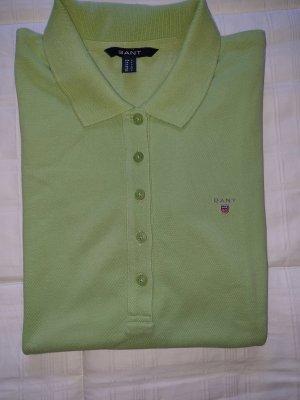 Gant Polo shirt lichtgroen-lichtgroen