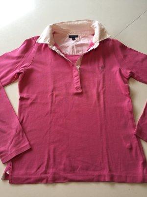 Gant Poloshirt in Pink Größe S