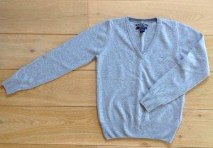 Gant Pulli in hellgrau, Größe S, super weich, 10% Cashmere