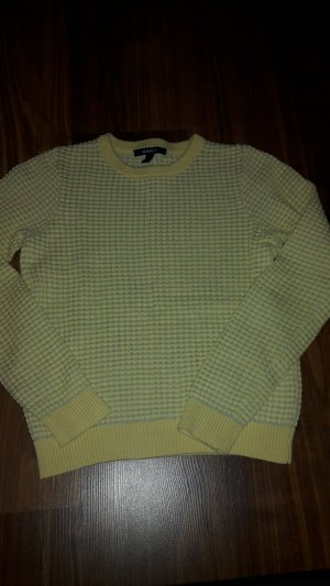 Gant Sweater Twin Set light grey-primrose