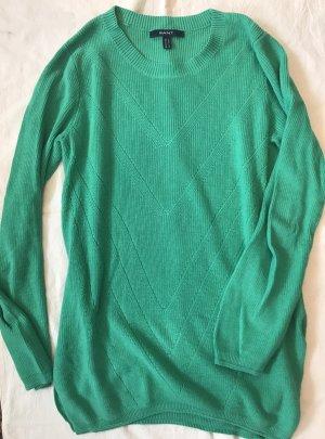 Gant Long Sweater green