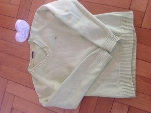 GANT Pullover hellgrün