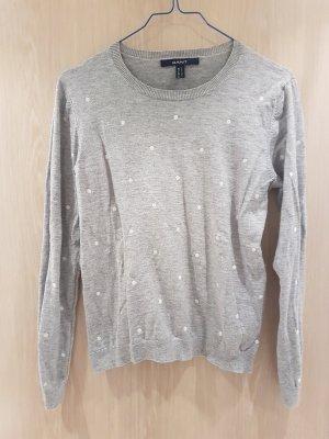 Gant Sweater white-light grey