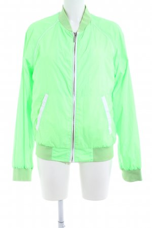 Gant Raincoat green-white casual look