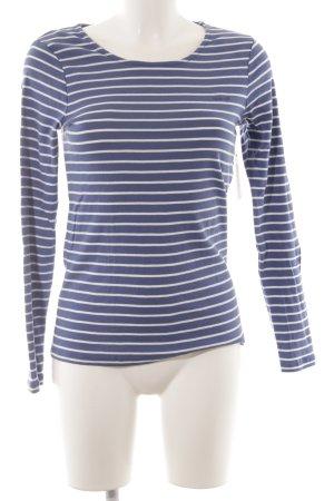Gant Camisa de rayas blanco-azul aciano estampado a rayas