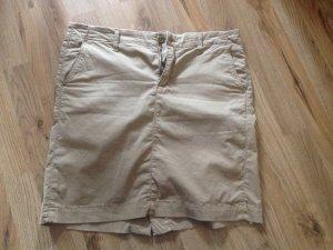 Gant Miniskirt gold-colored