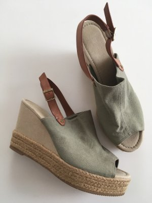 GANT Sandaletten Keilabsatz ungetragen