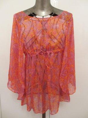 Gant Tunic multicolored silk