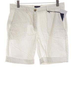 Gant Shorts wollweiß Brit-Look