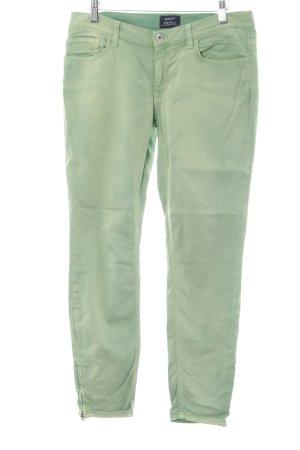 "Gant Skinny Jeans ""Kelly Cropped"" wiesengrün"