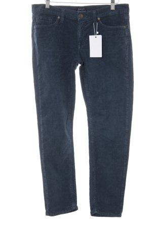 Gant Slim Jeans dunkelblau Casual-Look
