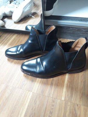 Gant Slip-on Booties black