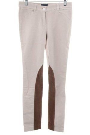 Gant Stoffhose beige-braun schlichter Stil