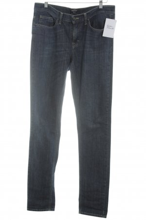 Gant Straight Leg Jeans dark blue casual look