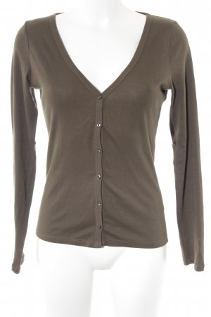 Gant Cardigan grey brown casual look