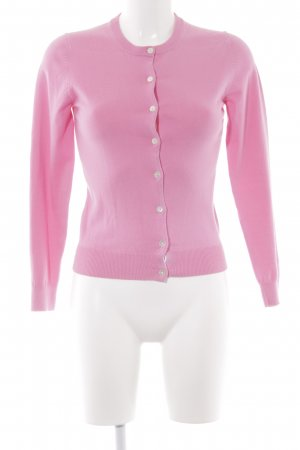 Gant Strickjacke rosa Casual-Look