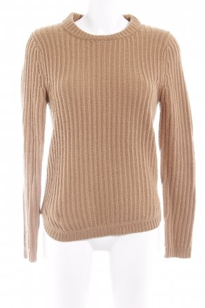 Gant Knitted Sweater beige casual look