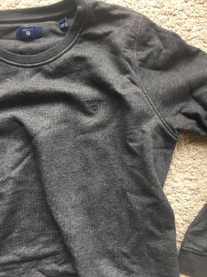 GANT Sweater grau-meliert Größe L