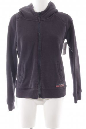 Gant Sweat Jacket dark blue simple style