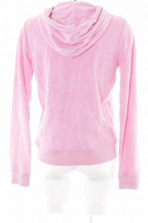 Gant Sweatjacke rosa Casual-Look
