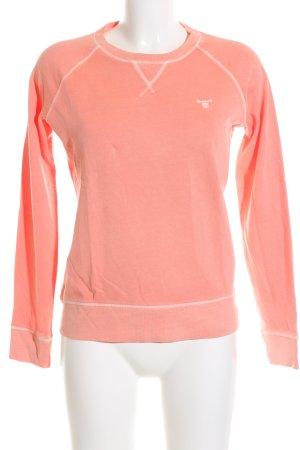 Gant Sweatshirt apricot Casual-Look