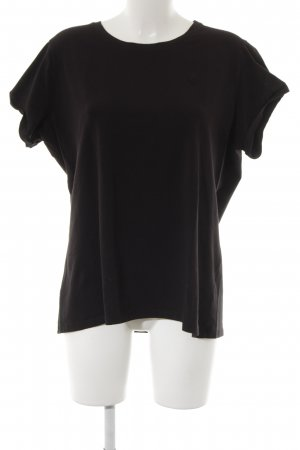 Gant T-Shirt schwarz Casual-Look