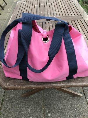 GANT Tasche (Strandtasche / Weekender) pink