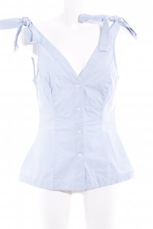 Gant Strappy Top azure casual look