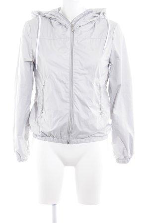 Gant Between-Seasons Jacket light grey simple style